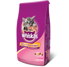 <p><span>WHISKAS</span><sup><sup>®</sup></sup><span> Kitten </span><br /><span>1-12 Months</span></p>