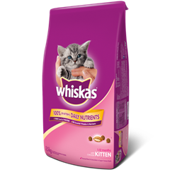 WHISKAS® Kitten 1-12 Months