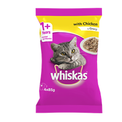 WHISKAS® Adult 1+ Years
